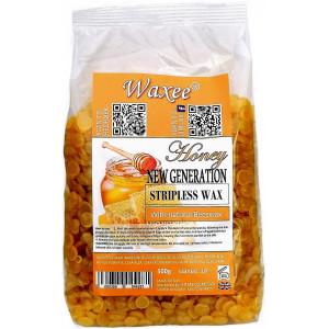 NEW GENERATION stripless wax film wax Honey 500g.