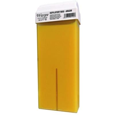 Argan 100ml roll-on, roller wax cartridge Waxee