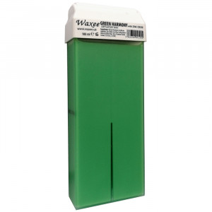100ml roll on, roller wax cartridge Green Harmony