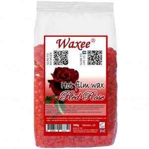 Hot film wax stripless wax Red Rose 500g.