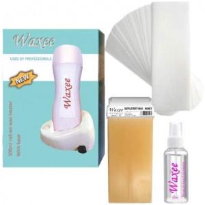 Basic, 100ml roller, roll on waxing starter kit