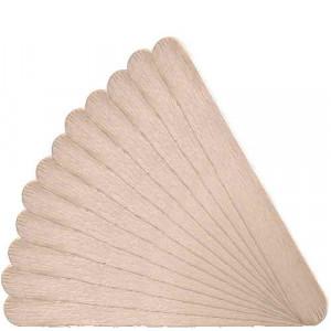 Wooden waxing spatulas, pack of 100pcs